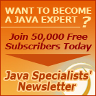 The Java Specialists' Newsletter