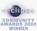 Eclipse Community Award 2008